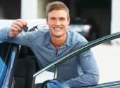 Man buying used car and new car from Brisbane Car Broker