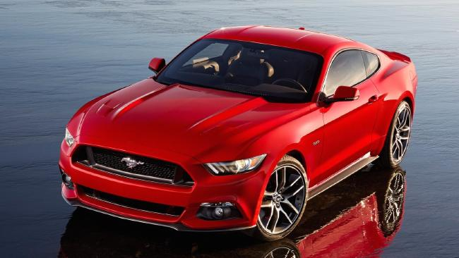 Ford Mustang from Brisbane Car broker